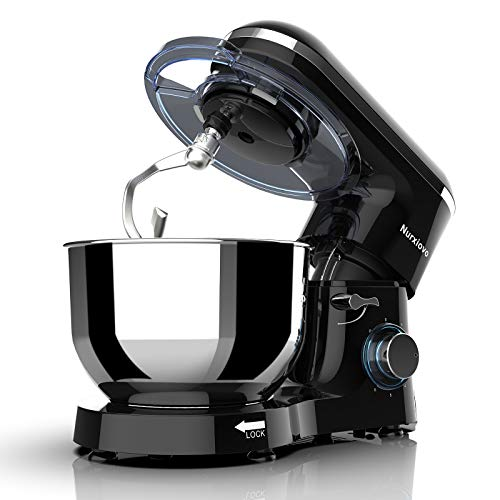 Nurxiovo 6.5QT Stand Mixer 660W Electric Mixer Kitchen...