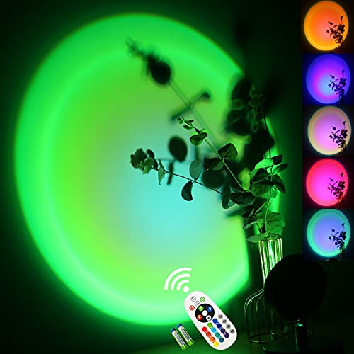 Sunset Projector Lamp Color Changing,Colorful Sunset...