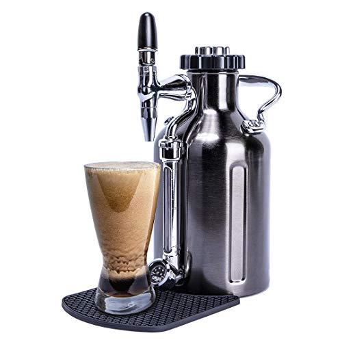 GrowlerWerks uKeg Nitro Cold Brew Coffee Maker, 50 oz, Black...
