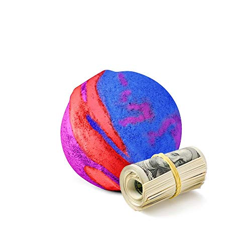 Cash Money Bath Bombs | Jumbo Size, 7.5oz | $2-$2500 Inside...