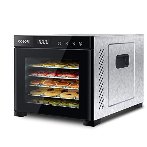 COSORI Food Dehydrator (50 Recipes) for Jerky Meat Herbs...