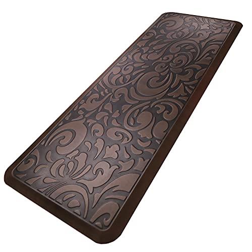Butterfly Long Kitchen Anti Fatigue Mat Comfort Floor Mats -...