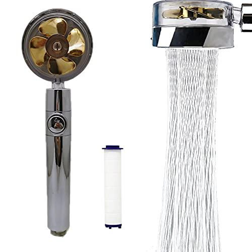 NATUKIT High Pressure Water Saving Shower,High-pressure...