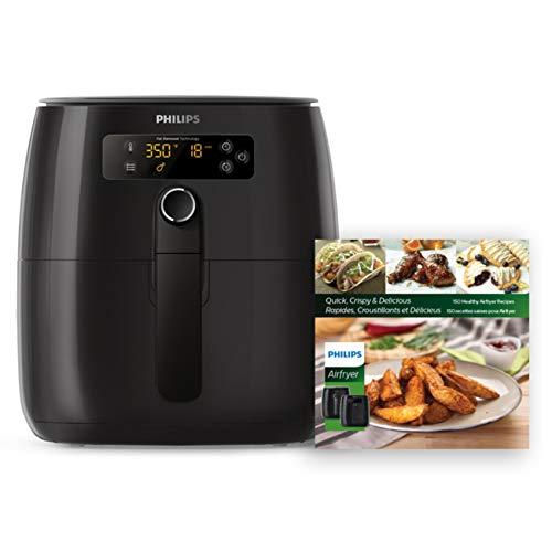 Philips Kitchen Appliances Premium Digital Airfryer with Fat...