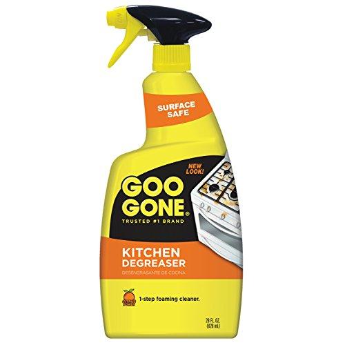 Goo Gone Kitchen Degreaser - Removes Kitchen Grease, Grime...