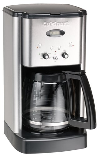 Cuisinart DCC-1200FR Brew Central 12-Cup Coffeemaker,...
