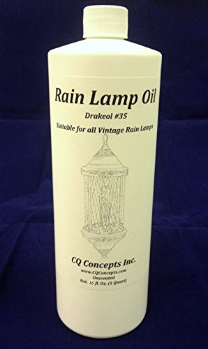 Rain Lamp Oil - 16 Ounce - Unscented