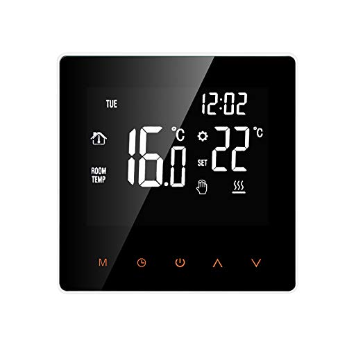 Wi-Fi Smart Thermostat,KKmoon Smart Thermostat Water/Gas...