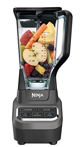 Ninja BL610 Professional 72 Oz Countertop Blender with...