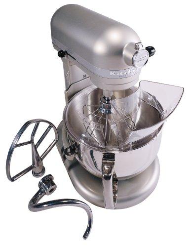Kitchenaid Professional 600 Stand Mixer 6 quart, Nickel...