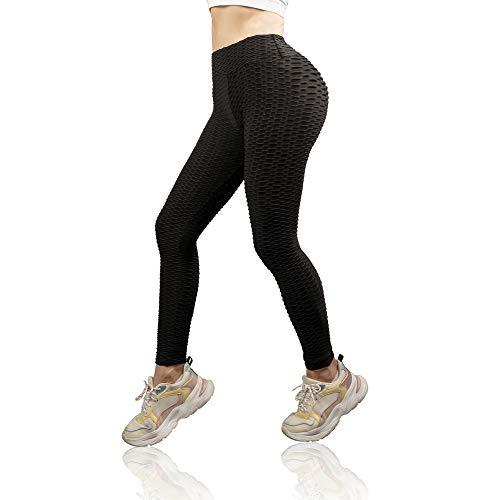 Varuwy Women's High Waist Yoga Pants TIK Tok Butt Lifting...