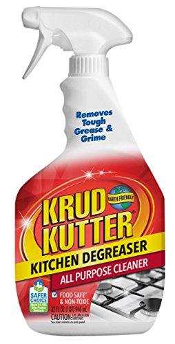 Krud Kutter 305373 Kitchen Degreaser All-Purpose Cleaner, 32...