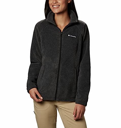 Columbia womens Benton Springs Full Zip Fleece Jacket,...
