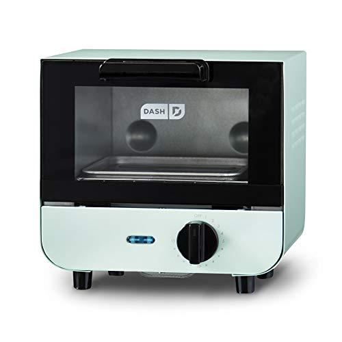 Dash DMTO100GBAQ04 Mini Toaster Oven Cooker for Bread,...