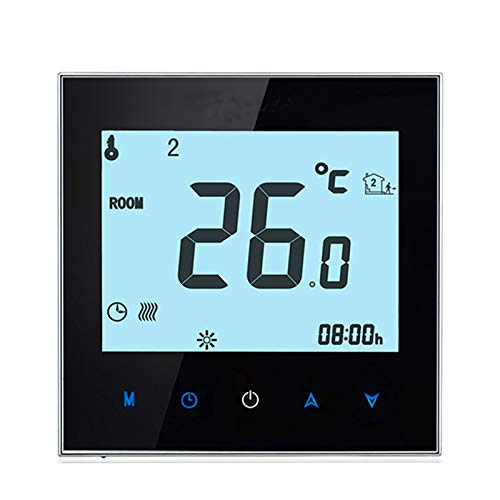 Roeam Home Programmable Thermostat with WiFi for Water/Gas...