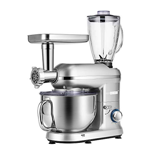 VIVOHOME 3 in 1 Electric 650W Multi-functional 6-Speed...