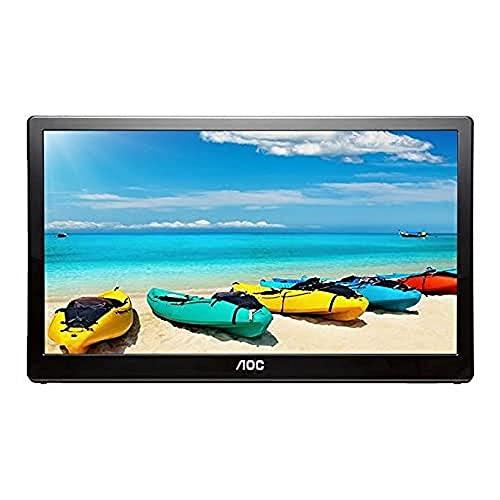 AOC I1659FWUX 15.6' USB-powered portable monitor, Full HD...