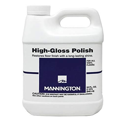 Mannington Award Series High Gloss Polish Restores Vinyl...