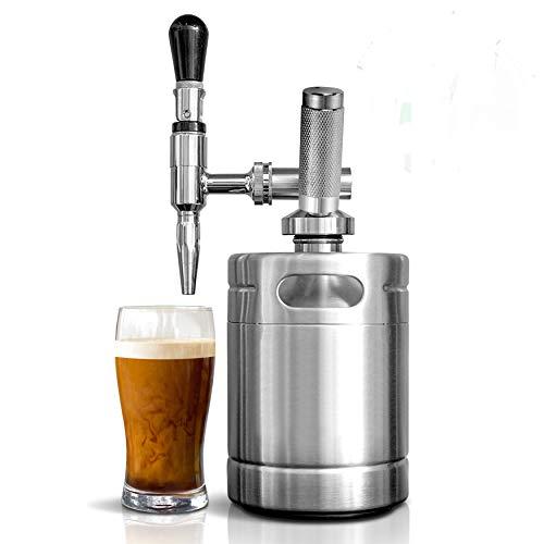Nitro Cold Brew Coffee Maker - Home Brew Coffee Keg,...
