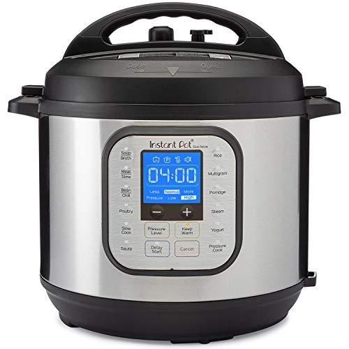 Instant Pot Duo Nova 7-in-1 Electric Pressure Cooker, Slow...