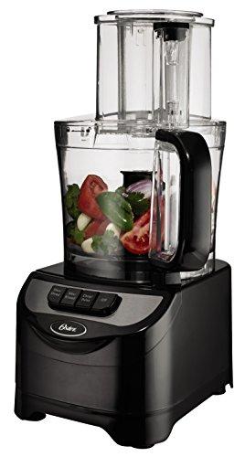 Oster FPSTFP1355 2-Speed 10-Cup Food Processor, 500-watt,...