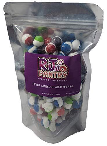Freeze Dried Skittles Wild Berry Fruit Crunch