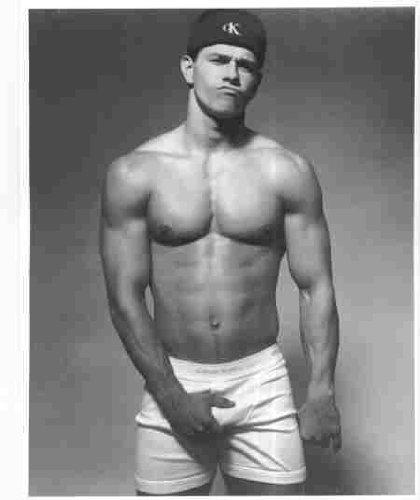 Photo of Mark Wahlberg Calvin Klein Ad