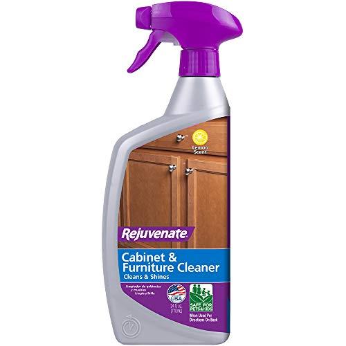 Rejuvenate Cabinet & Furniture Cleaner pH Neutral Streak and...