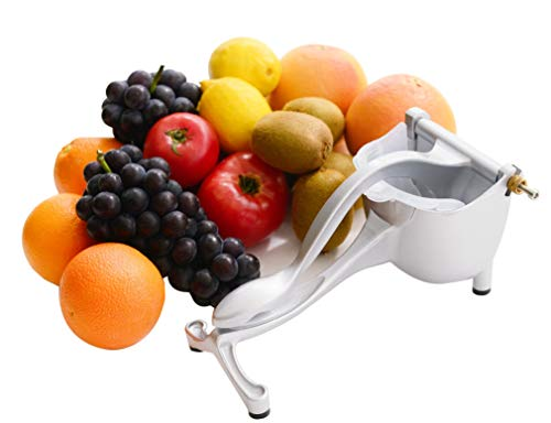 Stainless Steel Fruit Juicer Hand Press Squeezer – Premium...