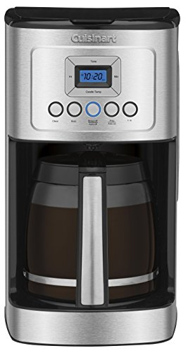 Cuisinart DCC-3200P1 Perfectemp Coffee Maker, 14 Cup...