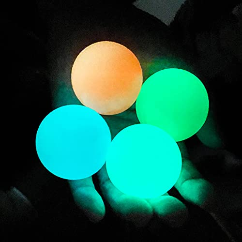 Glow in The Dark Ceiling Balls,Stress Balls for Adults and...
