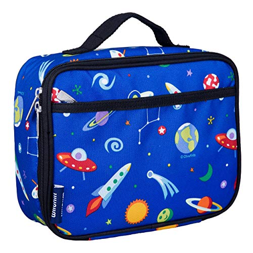 Wildkin Insulated Lunch Box Bag for Boys and Girls Perfect...