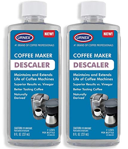 Descaler (2 Pack, 2 Uses Per Bottle) - Universal Cleaner &...