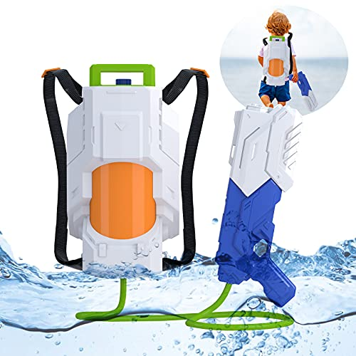 SNAEN Water Blaster with 2.5L High Capacity Backpack Tank...