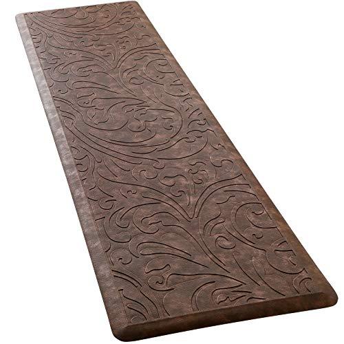 KMAT Kitchen Mat Cushioned Anti-Fatigue Floor Mat Waterproof...