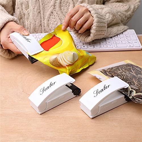 1PC Portable Mini Handheld Sealing Household Machine, Hand...