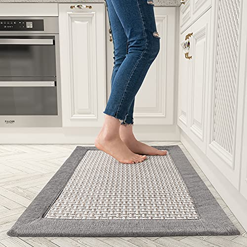 Kitchen Floor Mats for in Front of Sink Kitchen Rugs and...