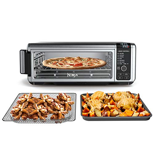 Ninja SP101 Foodi 8-in-1 Digital Air Fry, Large Toaster...