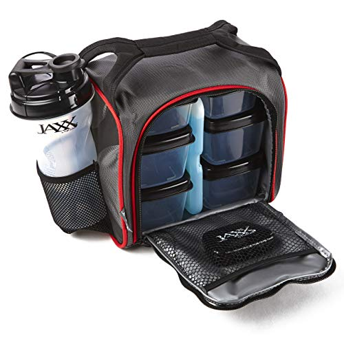 Fit and Fresh Original Jaxx FitPak Insulated Cooler Lunch...