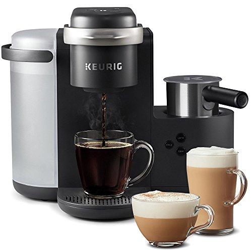 Keurig K-Cafe Single-Serve K-Cup Coffee Maker, Latte Maker...