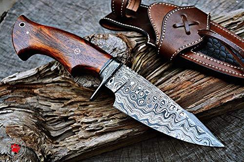 Bobcat Knives Custom Handmade Hunting Knife Bowie Knife...