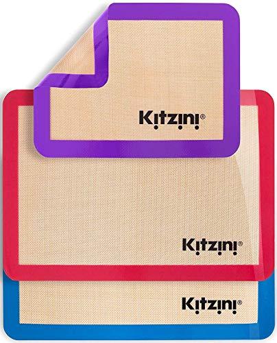 Silicone Baking Mats - Non Stick Sheet Mat - Large BPA Free...