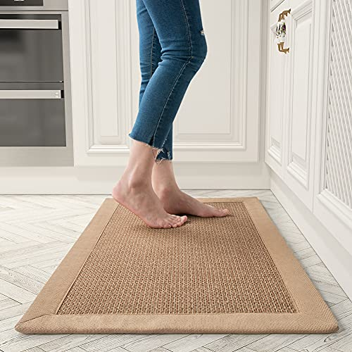 Kitchen Rugs and Mats Washable,Non Skid Kitchen Mats for...