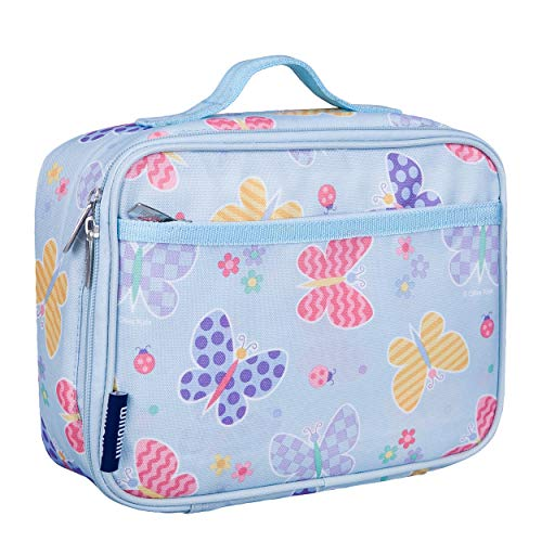 Wildkin Kids Insulated Lunch Box for Boys and Girls, Perfect...