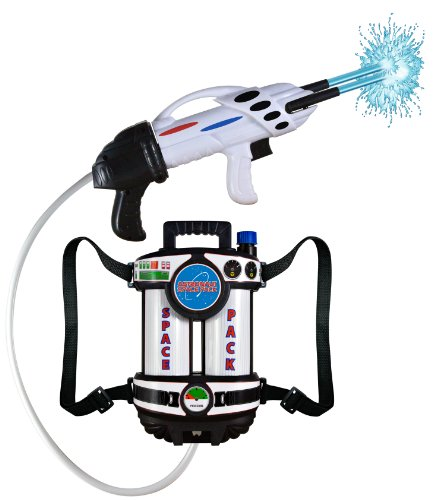 Aeromax Astronaut Space Pack Super Water Blaster with fully...