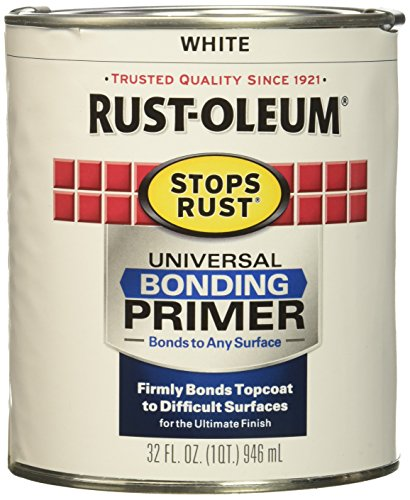 RUST-OLEUM 330494 Quart Universal Bonding Primer , white
