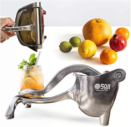 The Soji SuperBeast - Manual Hand Juicer and Fruit Press -...