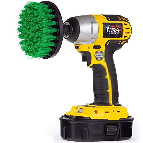 HUAWELL Drill brush -Kitchen Accessories...