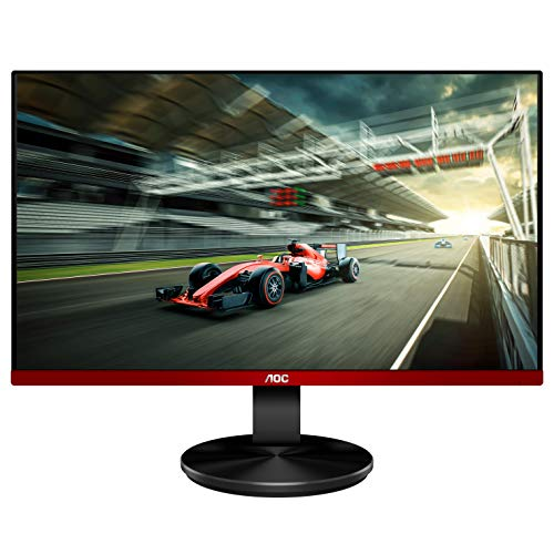 AOC G2490VX 24' Class Frameless Gaming Monitor, FHD...