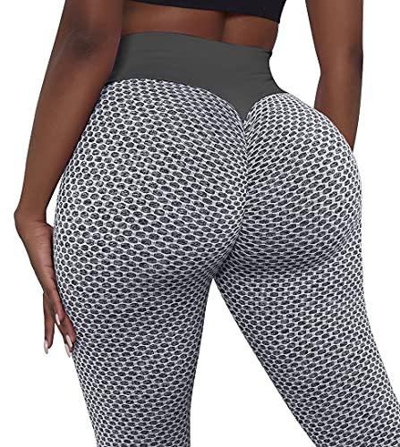 IUGA TIK Tok Leggings for Women Butt Lifting Tiktok Butt...